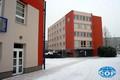 COP Sezimovo Ústí - zateplování a fasáda pro domov mládeže